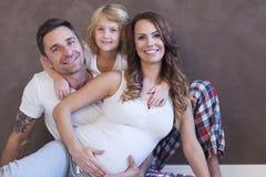 Loving family Stock Photo