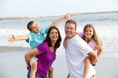 Loving family Royalty Free Stock Photography