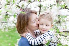 Loving family Royalty Free Stock Image