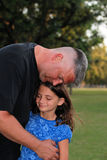 Loving Father Stock Image