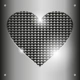 Loving heart Royalty Free Stock Photography