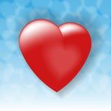 Loving heart Royalty Free Stock Photo