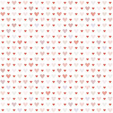 Loving hearts background Stock Photography