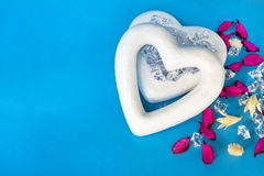 Loving Hearts Stock Photography