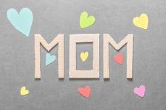 Loving mom Stock Image