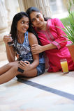 Loving mother with daughter Royalty Free Stock Photography