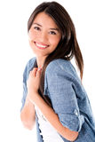 Loving woman Royalty Free Stock Photography