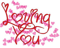 Loving You Stock Image