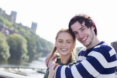 Loving Young Couple Stock Photo