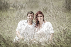 Loving young couple Royalty Free Stock Image