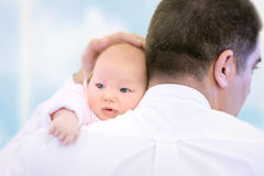 Loving young family Royalty Free Stock Photography