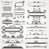 Lovlely background with ornaments. Lovlely background with flowers and ornaments Stock Photography