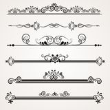 Lovlely background with ornaments Royalty Free Stock Photo