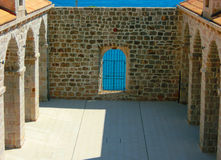 Lovrjenac forte in Ragusa, Croazia Fotografia Stock Libera da Diritti