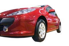 Low angle car Stock Image