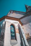 Low-angle Photo Church Royalty Free Stock Images