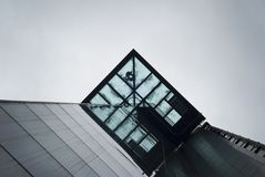 Low Angle Photo of Glass Building Royalty Free Stock Images