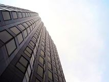 Low Angle Photo of High Rise Building royalty free stock photo