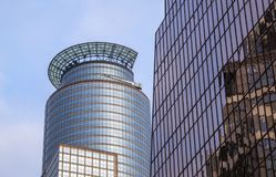 Low Angle Photo of High Rise Building stock images