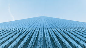 Low Angle Photo of Skyscraper during Blue Sky Royalty Free Stock Image