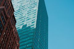 Low-angle Photograph of High Rise Building Royalty Free Stock Images