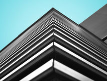 Low Angle Photography of Building Under Blue and White Sky at Daytime Royalty Free Stock Photo