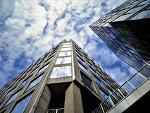 Low Angle Photography of High Rise Building Royalty Free Stock Images