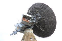 Low Angle Photography of Satellite Royalty Free Stock Image