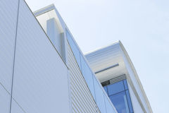 Low Angle Photography of White Building Royalty Free Stock Photography