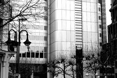 Low Angle View of Building Against Sky Royalty Free Stock Photo