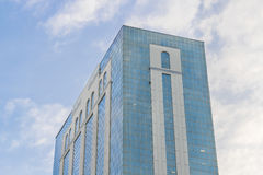 Low Angle View Modern Building Guayaquil Ecuador Royalty Free Stock Photo