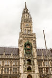 Munich old town hall Royalty Free Stock Photography