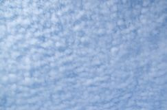 Low Angle View Photography of Cirrus Clouds Royalty Free Stock Photo