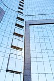 Low Angle View Of Tall Office Buildings stock photography