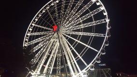 Wheel of Brisbane royalty free stock photos