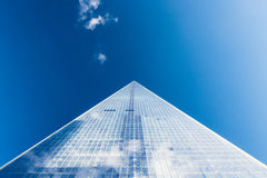 Low Angled Photography of High Rise Building Under Blue Sky at Datyime Royalty Free Stock Photography