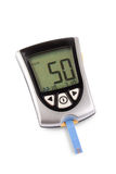 Low blood sugar level Royalty Free Stock Photos