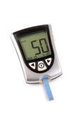 Low blood sugar level Royalty Free Stock Photos