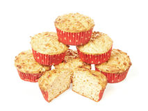 Low calorie muffins Stock Image