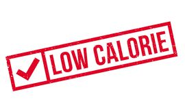 Low Calorie rubber stamp Stock Images