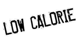 Low Calorie rubber stamp Stock Image