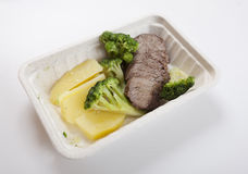 Low-calorie voedsel royalty-vrije stock afbeelding