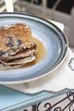 Low-Carb Pancakes Stock Photography