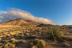 Low clouds over Richtersveld Stock Photos
