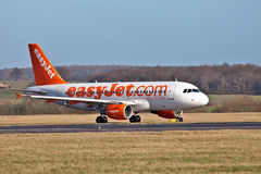 Low cost airlines Stock Photos