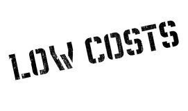 Low Costs rubber stamp Stock Image