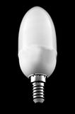 Low energy light bulb Stock Photography