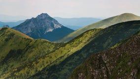 Low Fatra mountains Slovakia Royalty Free Stock Image