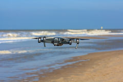 Low flying drone UAV Royalty Free Stock Photo