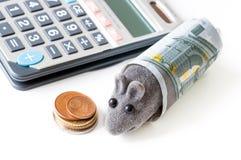 Low home budget concept Stock Photos